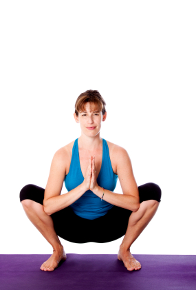 yogaclassplan yoga pose squat  yogaclassplan