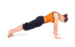Plank Pose Is A Starter Arm Balance Building Strength In Core Shoulders And This Provides Entry To Intermediate Balances Such As Side