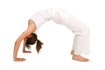 back bends yoga poses  pose directory  yogaclassplan