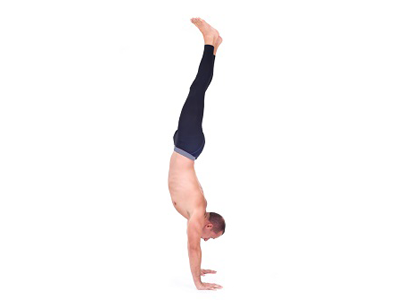 yoga pose handstand  yogaclassplan