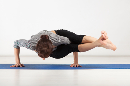 yoga poses advanced arm balance